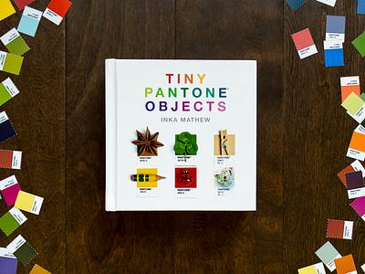Tiny Pantone Objects Book colors cute pantone book