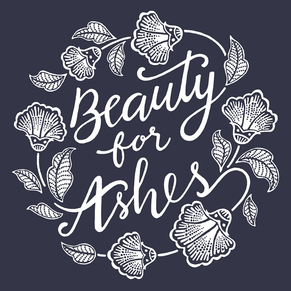 Beautyforashes navy