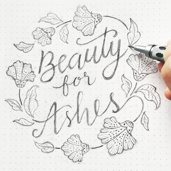 Beautyforashes sketch