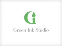 Green Ink Studio Final Logo