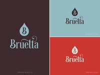 Bruetta Logo Design & Branding