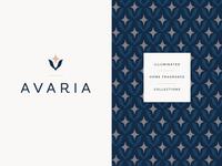 Avaria Logo Design