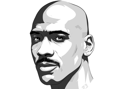 Michael Jordan 90s bulls 90s adobe adobe draw espn sports art nba art nba illustration basketball jordan the last dance chicago bulls michael jordan