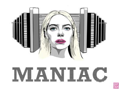 Netflix Original Maniac