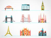 Little landmarks