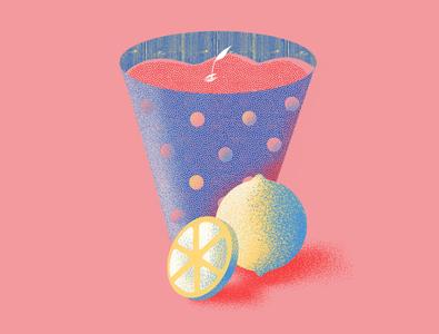 Little lemon design art designs drawing illustrator art digitalart painting photoshop design concept illustration