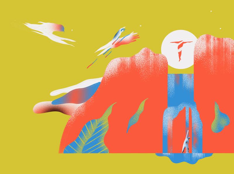 golgota bible illustrator drawing digitalart art painting photoshop character concept illustration