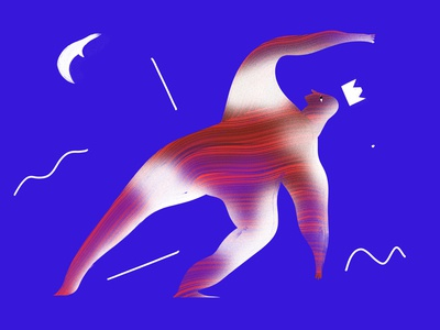 Spirit drawing man digitalart art painting photoshop design character concept illustration