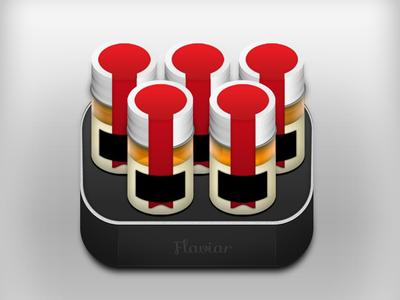 Flaviar iOS icon