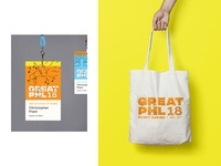 Tote bags always seal the deal