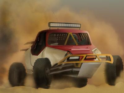 Baja Buggy