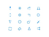 Free Photo Edit Icons set