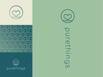 Purethings Logo Deisgn