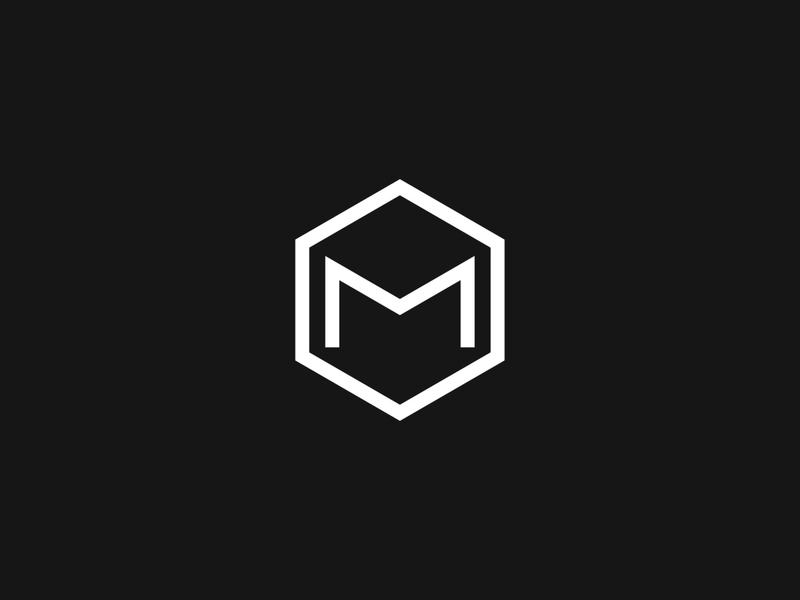 Maycliff Development Logo Design mid-century home logo construction logo illustrator graphics logos vector design branding logo design brand graphic design