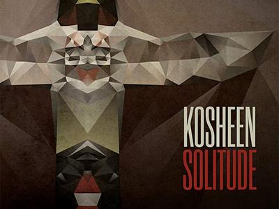 Kosheen - Solitude kosheen cover artwork