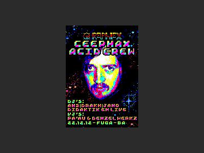 CEEPHAX ACID CREW 8bit pixel ceephax rephlex