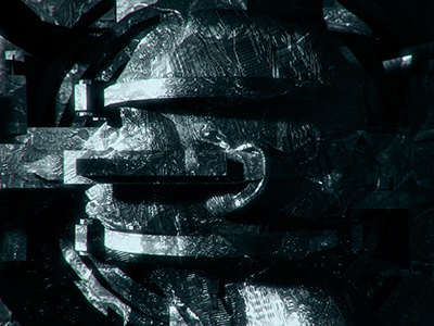Technical Itch - The Machine Mind Ep graphic design music retouching tech itch robyn chaos drum and bass