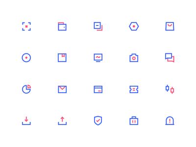 Icon 04 icon financial
