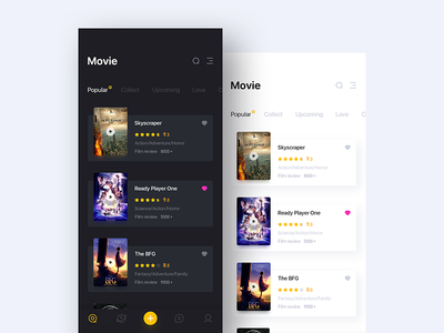 Movie App app movie