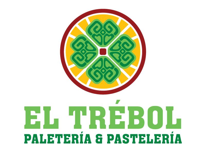 El Trebol The Clover Logo By Andrea Maxwell Dribbble Dribbble