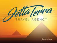 Jetta Terra Travel Agency Logo