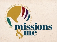 Missions & Me Conference Logo