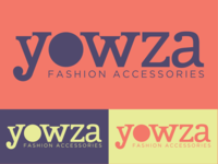 Yowza Fashion Accessories Logo