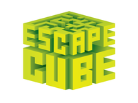 Escape Cube Isometric 3D Mark