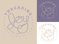 Threading Joy Logo