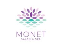 Monet Salon & Spa Logo