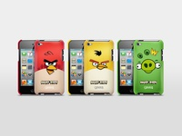 Angrybirds iPod Case