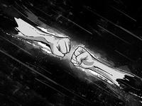 Fist ilustration