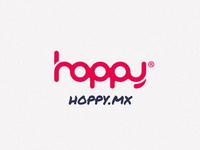 Hoppy Logotype