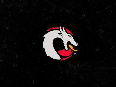 DragonSlay Logo id gaming logo dragon