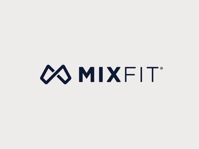 Mixfit app fitness mix logo