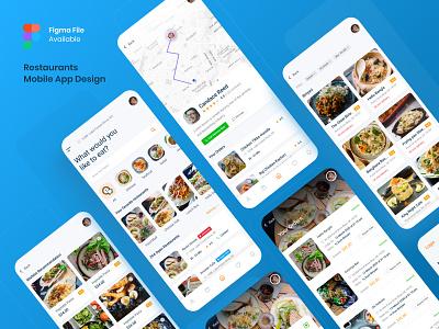 Cheesy: UI Kit for the Food Industry ux design graphic design design ui design landing page restaurant app food app mobile uiux mobile ui kit design kit
