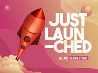 Just Launched..It's the Big Day!