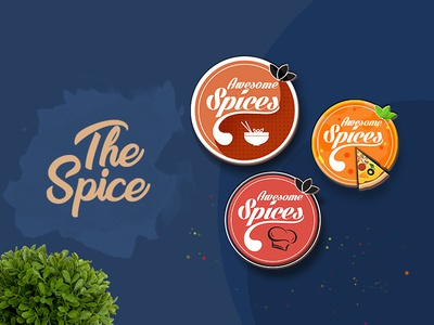 The Spice Logo