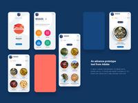 Pantone Living Coral 2019 | App Screen