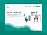 Mockup for Web Design Agency