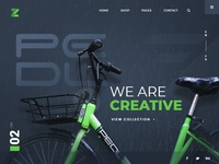 eCommerce Website for Cycles