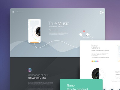 Nano Single Product WP Theme