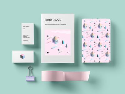 pinky mood pattern