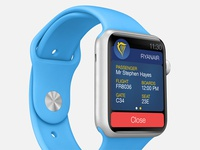 Apple Watch Pass