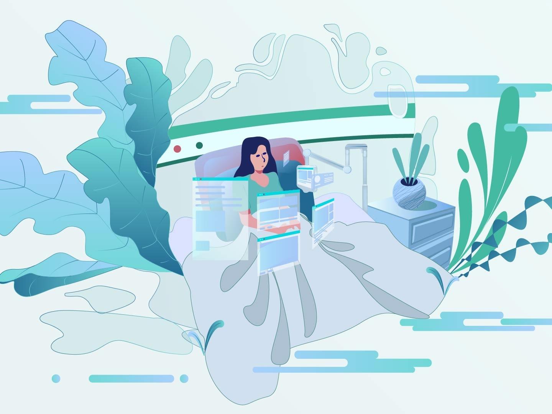 product illustrations ux illustration design ui