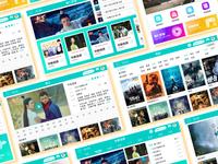 爱汇video playback user interface