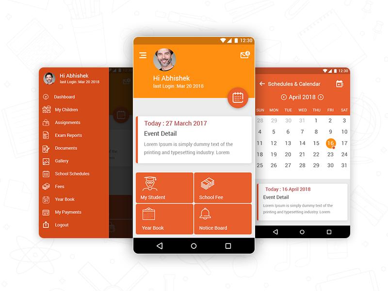 student planner app by shweta shrivastav