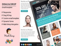 Mailchimp Drag And Drop  Email Templates
