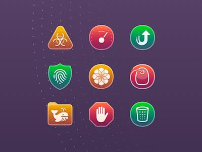 CleanMyMac X icons cleanmymac icon set app mac app icon