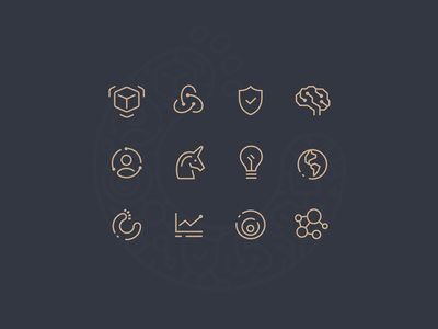 Direction icons set directions product design icon macpaw